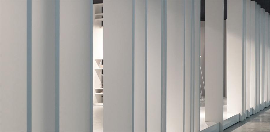 COR und interlübke salone del mobile milano 2012
