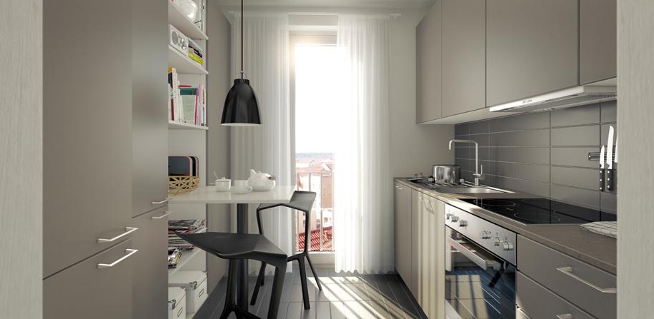 VaBene Cuccina, Entwurf Küchenmotive, 2015